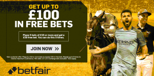 betfair new customer offers