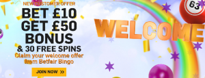 betfair bingo 50 welcome bonus