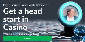 betvictor casino 90 bonus